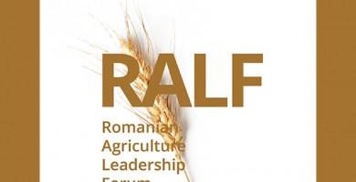 10 noiembrie 2016 – Forumul Internațional de Agricultură RALF 2016