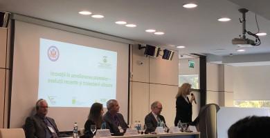 Inovații în ameliorarea plantelor-evoluții recente și traiectorii viitoare – Iași-25 septembrie 2019