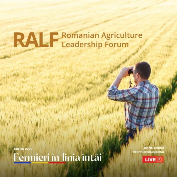 CP- RALF 2020: Fermieri în Linia Întâi, pe 20 noiembrie, la București